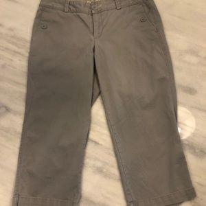 Dockers crop pants